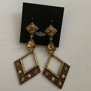 NWT Art Deco earrings from ModCloth